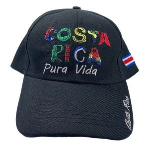 Costa Rica Pura Vida Hat